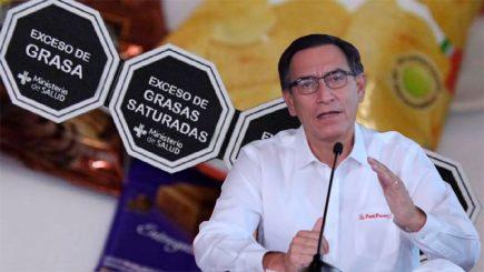 Vizcarra critica medida contra octógonos |  Al vuelo, noticias desde Arequipa