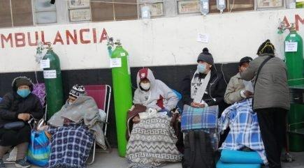 Arequipa: Hospital Covid en crisis por falta de camas y desborde de pacientes