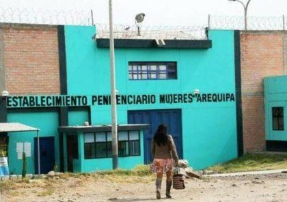 Arequipa: 65 reclusas del penal de mujeres dan positivo a coronavirus