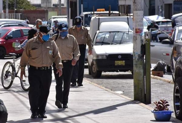 Arequipa: casi un centenar de trabajadores municipales se contagió de coronavirus