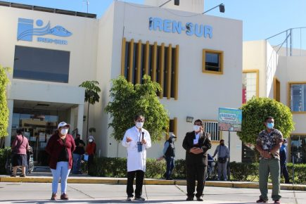 Arequipa: Crisis económica en hospital Iren Sur pone en riesgo a niños oncológicos