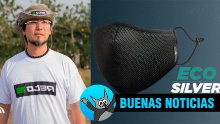 Peruano crea una mascarilla capaz de bloquear y eliminar el covid y bacterias (VIDEO)