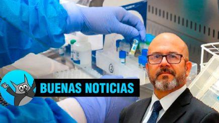 Buenas noticias:  Pruebas moleculares hechas en Perú estarían listas en un mes