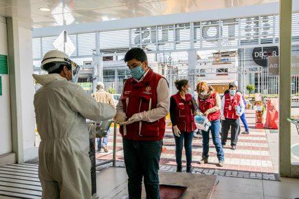 Arequipa: el coronavirus se ensaña con municipio provincial y gobierno regional