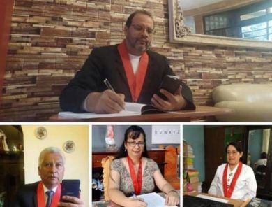 Arequipa: juzgados redujeron en 98% carga laboral durante cuarentena