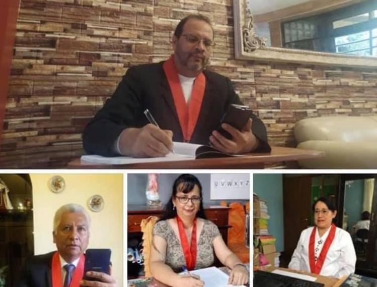 Arequipa: juzgados redujeron al 98% la carga laboral en cuarentena