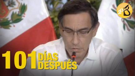 Martín Vizcarra pidió a críticos de su gestión no ser «tan mezquinos» (resumen)