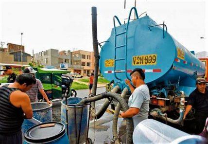 Arequipa: se restablecerá servicio de agua tras corte que afectó 7 distritos