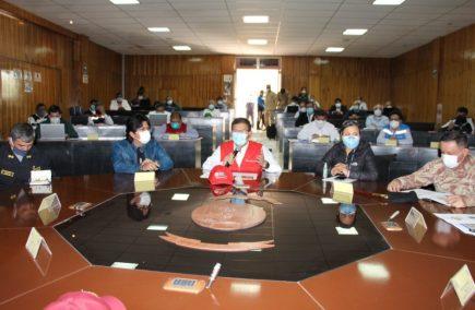 Presidente Martín Vizcarra decidirá si se impone o no aislamiento total en Arequipa