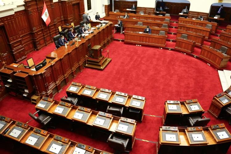 votación de reforma constitucional