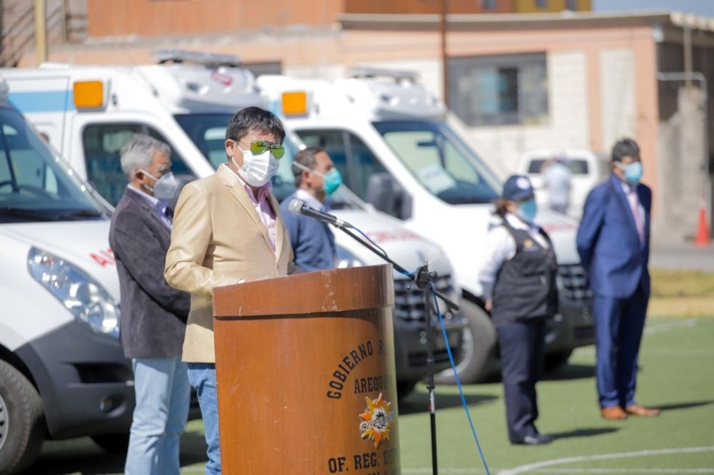 Arequipa: Mensaje presidencial debe incluir Majes Siguas II y construcción de hospitales
