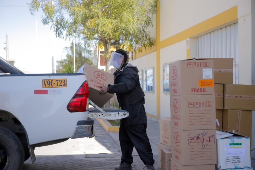 Región Arequipa ejecutó el 68.2% de los S/25 millones asignados para afrontar pandemia