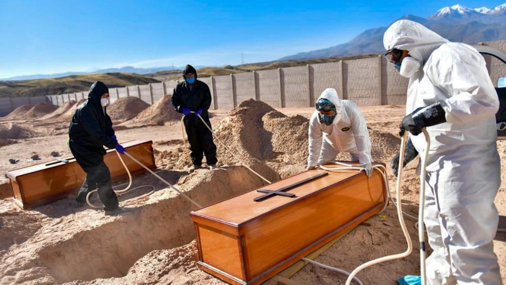 coronavirus en Arequipa muertes subregistro