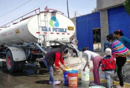 Arequipa: aquí 5 distritos donde llegarán cisternas por el corte de agua