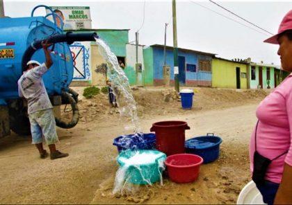Arequipa: zonas de cisternas para 7 distritos, tras nueva rotura de tubería matriz