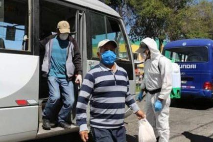 Arequipa: Confirman subsidio para garantizar transporte público por S/ 6 millones