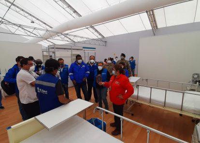 Arequipa: implementan nuevas estrategias de atención a pacientes covid