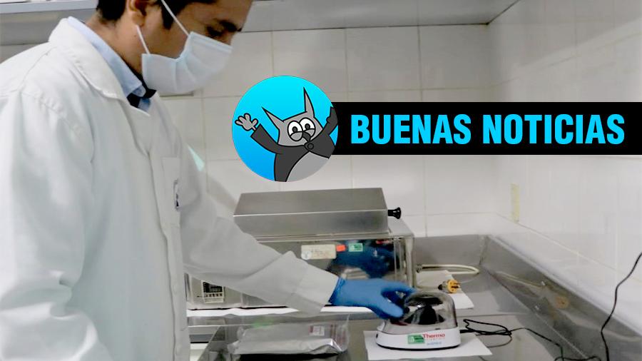 Buenas noticias, pruebas moleculares INS