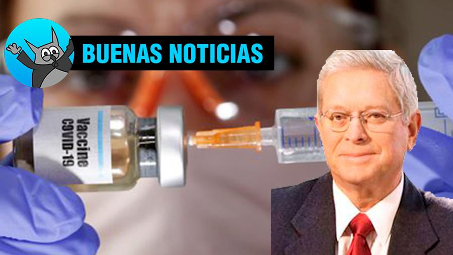 buena noticia vacuna coronavirus Perú