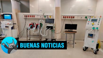 Ventilador mecánico hecho por ingenieros de la UNI ya está operando (VIDEO)