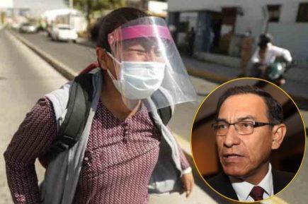 Arequipa: Falleció esposo de mujer que suplicó ayuda a presidente Vizcarra