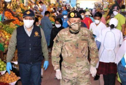 Arequipa: cambios en Comando Covid, tras toma de control de gobierno nacional