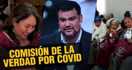 Proponen «comisión de la verdad» por muertos covid|  Al vuelo, noticias desde Arequipa