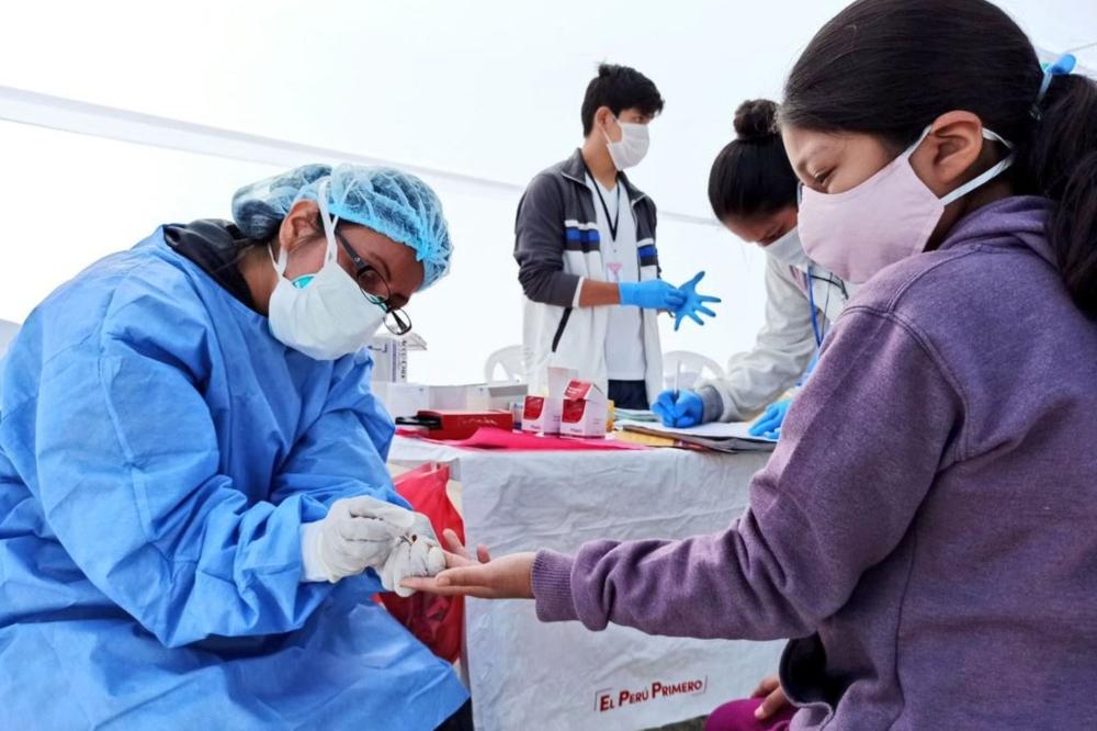 Arequipa registra un pico de contagios, 1796 casos positivos en una sola jornada