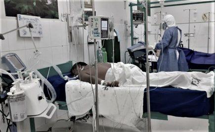 Crisis de oxígeno en Arequipa, el nuevo calvario de los pacientes covid