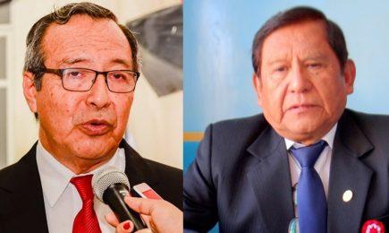 Coronavirus: Confirman que dos gobernadores regionales del sur están infectados