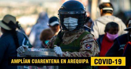 Estado de Emergencia hasta 31 agosto