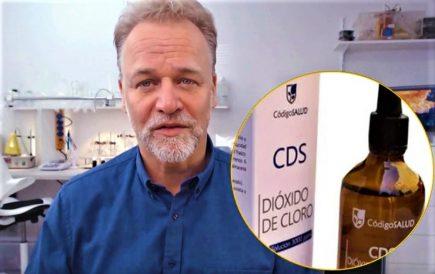 Dióxido de cloro: Andreas Kalcker acusa de difamación a medios de Perú (VIDEO)