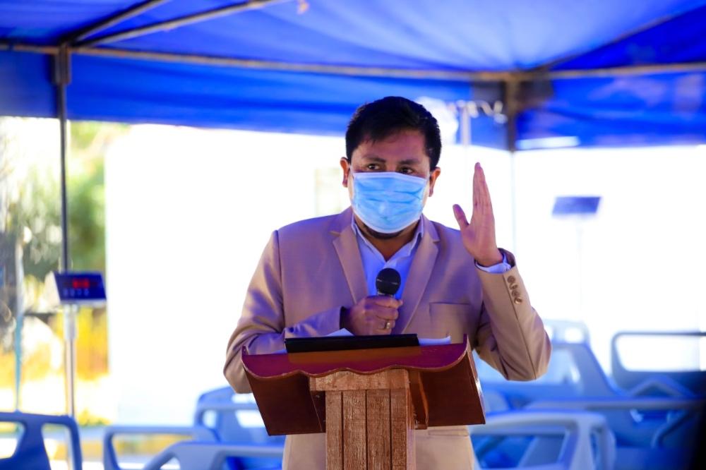 Arequipa: planean desarrollar nuevo tratamiento para el covid-19 utilizando plasma