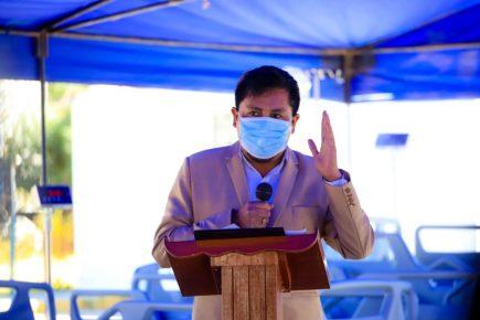 Gobierno Regional de Arequipa: 'sentencia es ilegal e inconstitucional'