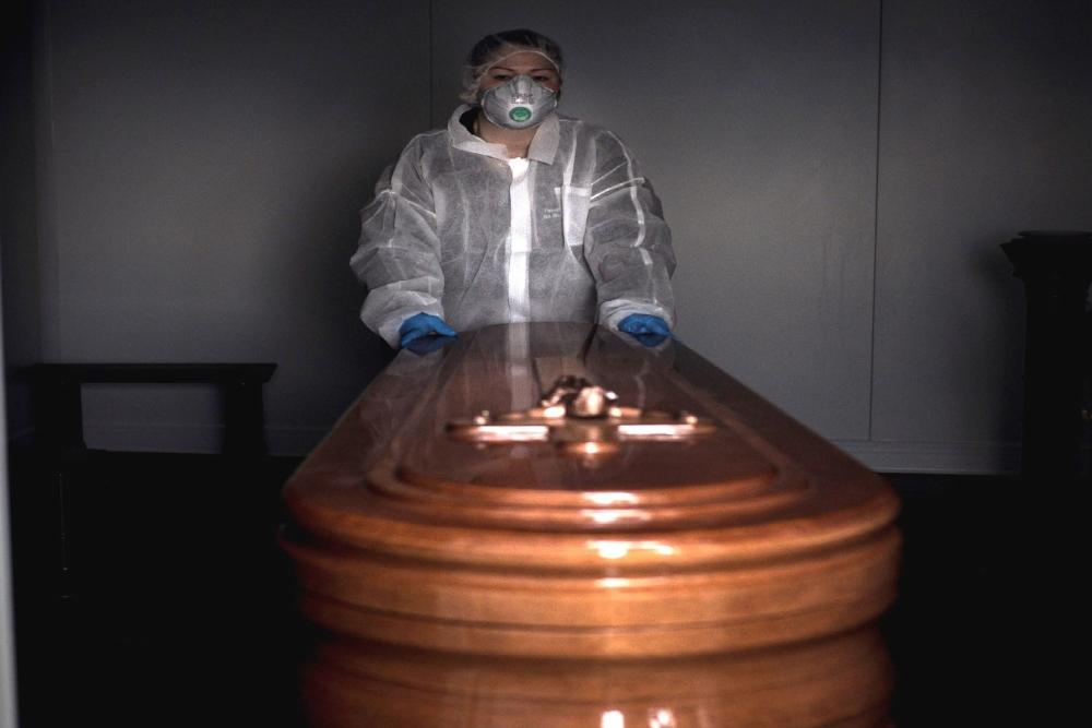 Arequipa: equipo sanitario recogió más de 400 cadáveres en pandemia