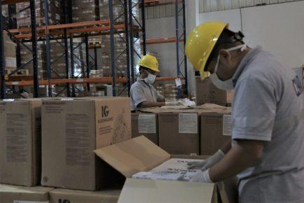 Arequipa: Minsa encontró EPPs y medicamentos covid almacenados