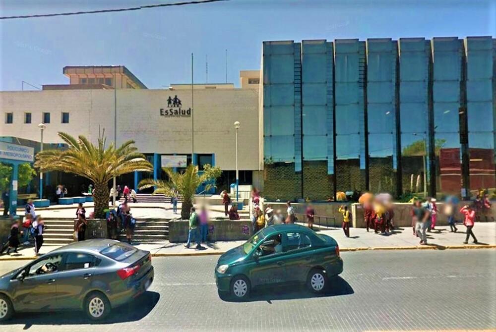 Arequipa: fallece director de Policlínico Metropolitano EsSalud por coronavirus