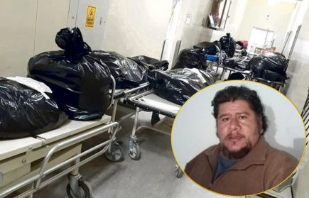 Arequipa: Hallan cadáver de paciente covid desaparecido 5 días en Honorio Delgado