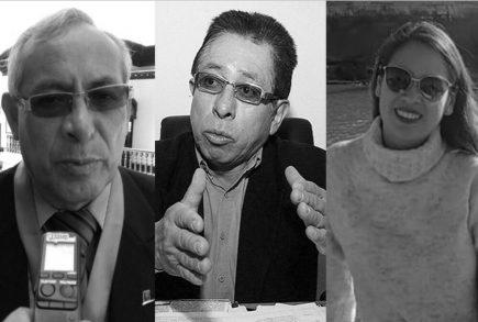 Arequipa: Destacados profesionales fallecidos la última semana por covid