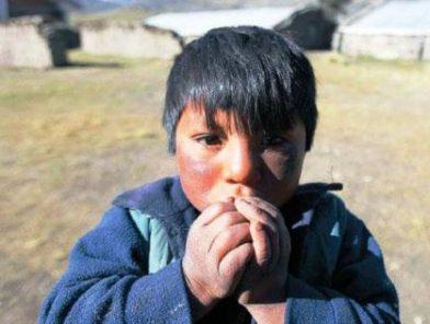 Arequipa: temperatura descenderá hasta en -18°C en la sierra central y sur