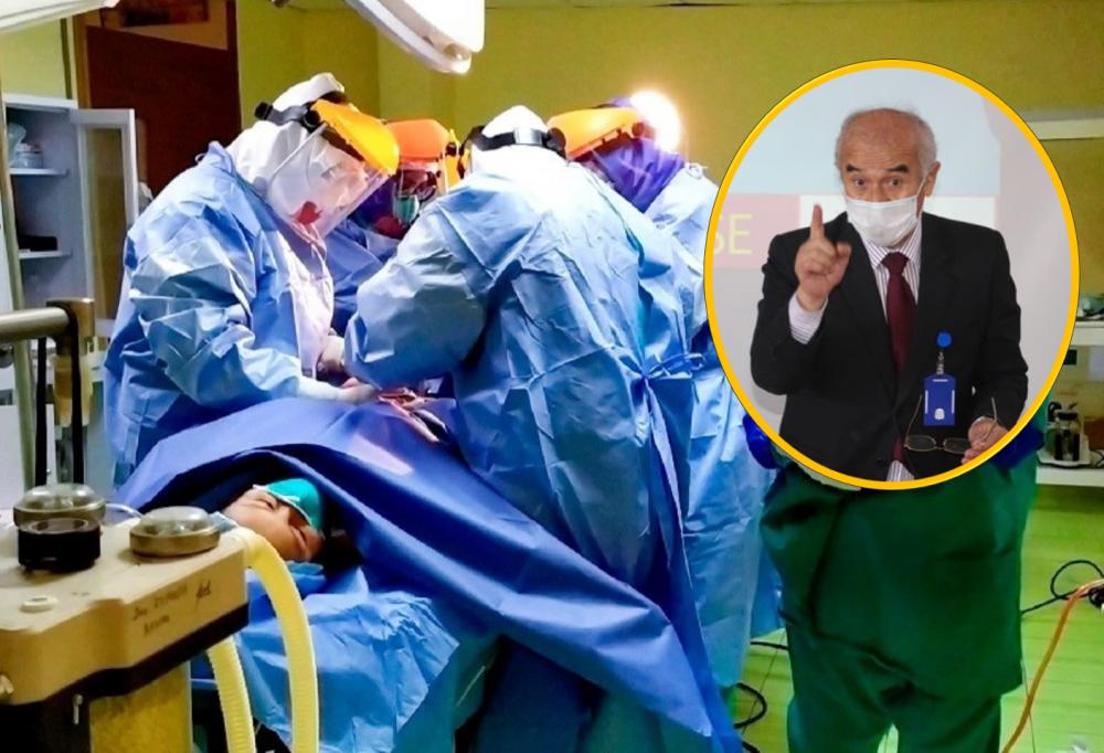 Arequipa: impondrán sanciones a médicos con licencia que laboran en clínicas