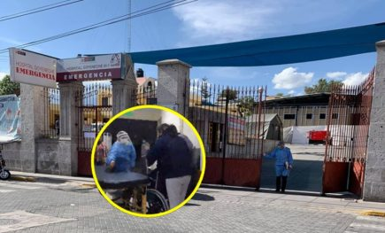 Pacientes también mueren en el hospital Goyeneche sin atención (VIDEO)