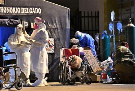 Directores de Goyeneche, Honorio Delgado y EsSalud confirman colapso hospitalario
