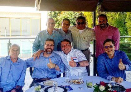 Jair Bolsonaro: «no esperaba que esto me ocurriera»