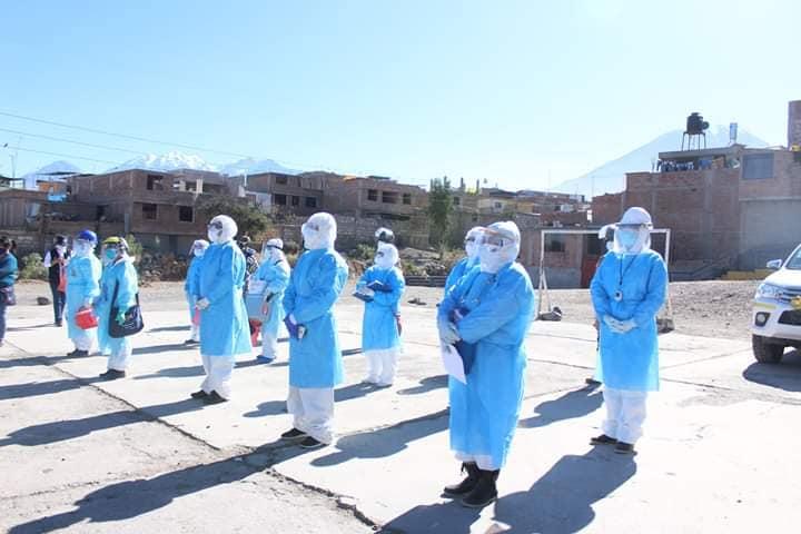 Arequipa: se implementarán 1200 camas para covid, pero hacen falta médicos
