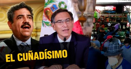 Cuñado de Martín Vizcarra contrató con el estado por 320 mil soles |  Al vuelo, noticias desde Arequipa
