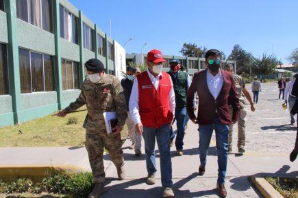 Arequipa: camas hospitalarias no pueden  utilizarse por falta de ambientes y médicos