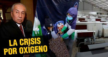 Arequipa y la crisis por el oxígeno  |  Al vuelo, noticias desde Arequipa