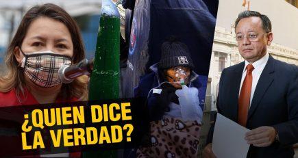 Dos denuncias constitucionales contra Edgar Alarcón |  Al vuelo, noticias desde Arequipa