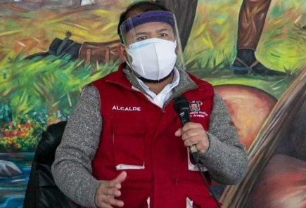 Arequipa: Alcalde Omar Candia anuncia suspensión de festejos por aniversario (video)